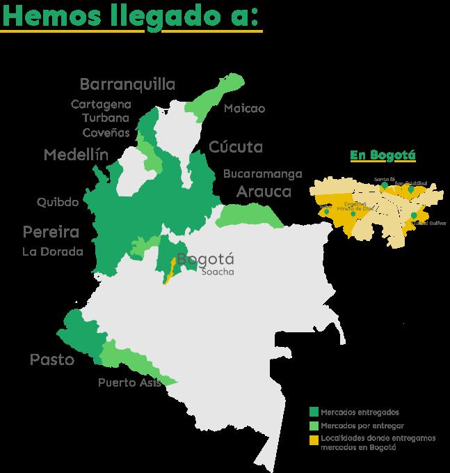 mapa de cubrimiento